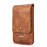 cheap -Case For Huawei Honor 9 Card Holder Wallet Pouch Bag Solid Color Hard Genuine Leather for Huawei Honor 9 Lite Honor 9 Honor 8 Smart Honor