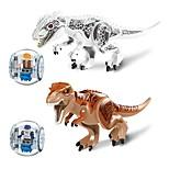 cheap -LELE Building Blocks Dinosaur Animals Animals Toy Toy Gift