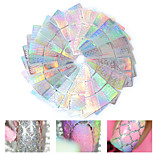 cheap -24 Stickers & Tapes Nail Sticker Foil Sticker Nail Decals Nail Art Tool