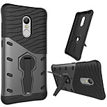 cheap -Case For Xiaomi Redmi Note 4 Shockproof with Stand 360° Rotation Back Cover Armor Hard PC for Xiaomi Redmi Note 4