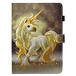 economico -Custodia Per Apple iPad 10.5 iPad Pro 9.7 Porta-carte di credito Con supporto Con chiusura magnetica Fantasia/disegno Auto