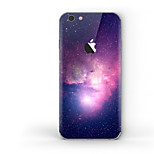 cheap -1 pc Skin Sticker for Scratch Proof sky Pattern PVC iPhone 6s Plus/6 Plus