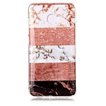 cheap -Case For Xiaomi Redmi 4X IMD Pattern Back Cover Marble Glitter Shine Soft TPU for Xiaomi Redmi 4X