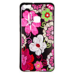 cheap -Case For Huawei P10 Lite P8 Lite (2017) Pattern Back Cover Flower Soft TPU for P10 Lite Huawei P9 Lite Huawei P9 P8 Lite (2017) Huawei P8