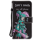 cheap -Case For Huawei Mate 10 Mate 10 lite Card Holder Wallet with Stand Flip Magnetic Full Body Cases Cartoon Hard PU Leather for Mate 10 lite
