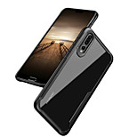 cheap -Case For Huawei P20 Pro P20 Shockproof Back Cover Solid Colored Hard PC for Huawei P20 Pro Huawei P20