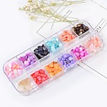 cheap -1pcs Nail Jewelry Fashionable Jewelry Irregular Style Cute Colorful Daily Nail Art Forms