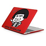 cheap -MacBook Case for Word / Phrase Plastic New MacBook Pro 15-inch / New MacBook Pro 13-inch / Macbook Pro 15-inch