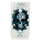 cheap -Case For Xiaomi Redmi Note 5A Redmi Note 4 Shockproof Transparent Pattern Back Cover Skull Soft TPU for Xiaomi Redmi Note 5A Xiaomi Redmi