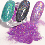 cheap -3pcs Tool Bags Glamorous Glitter Lustrous Wedding Party Dailywear Nail Art Tips Nail Art Design