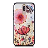 cheap -Case For Huawei P9 lite mini Mate 10 lite Pattern Back Cover Butterfly Flower Soft TPU for P9 lite mini Mate 10 lite