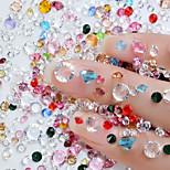 Недорогие -1pcs Украшения для ногтей Стиль Мерцание На каждый день Дизайн ногтей