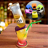 cheap -Plastics, Wine Accessories High Quality CreativeforBarware 8.2*5.5*3.5cm cm 0.015kg kg Multi-functional 2pcs