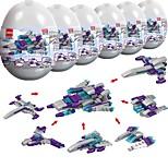 Недорогие -194pcs Круглый Звёздное небо Игрушки Самолёт Боец Игрушки Подарок
