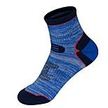 Недорогие -Спортивные носки / спортивные носки Велоспорт Носки Муж. Анатомический дизайн / Пригодно для носки / Анти-скольжение 1 пара Весна, осень,