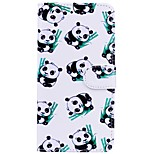 cheap -Case For Huawei P10 Lite P9 Lite Card Holder Wallet with Stand Flip Pattern Full Body Cases Panda Hard PU Leather for P10 Lite Huawei P9