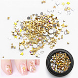 cheap -1pcs Sequins Metallic Fashionable Jewelry Fashionable Design Creative Daily Wear Nail Art Design