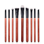 cheap -9pcs Makeup Brushes Professional Makeup Brush Set / Blush Brush / Eyeshadow Brush Synthetic Hair Eco-friendly / Professional / Soft Wood