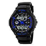 cheap -SKMEI Men's Digital Digital Watch Sport Watch Casual Watch Japanese Alarm Water Resistant / Water Proof Noctilucent Stopwatch Dual Time