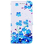 cheap -Case For Huawei P10 Lite P9 Lite Card Holder Wallet with Stand Flip Pattern Full Body Cases Flower Hard PU Leather for P10 Lite Huawei P9
