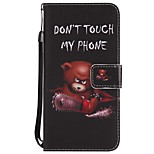 cheap -Case For Huawei Mate 10 Mate 10 lite Card Holder Wallet with Stand Flip Magnetic Full Body Cases Animal Hard PU Leather for Mate 10 lite