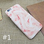 cheap -Case For Apple iPhone 6 Plus iPhone 7 Plus Pattern Back Cover Animal Hard PC for iPhone 7 Plus iPhone 7 iPhone 6s Plus iPhone 6s iPhone 6