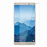 Недорогие -Защитная плёнка для экрана Huawei для Mate 10 Закаленное стекло 1 ед. Защитная пленка для экрана Защита от царапин Уровень защиты 9H