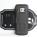 economico -Custodia Per Samsung Galaxy A8 2018 A5 (2018) Fasce da braccio per sport Porta-carte di credito Resistente agli urti Fascia da braccio