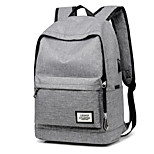 cheap -Backpacks Solid Colored Polyester for New MacBook Pro 13-inch / MacBook Air 13-inch / Macbook Pro 13-inch