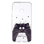 cheap -Case For Xiaomi Mi 5X Pattern Back Cover Cat Soft TPU for Xiaomi Mi 5X Xiaomi A1
