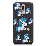 cheap -Case For Huawei P9 lite mini Mate 10 lite Pattern Back Cover Unicorn Soft TPU for P9 lite mini Mate 10 lite