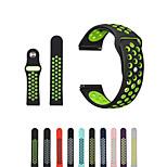 cheap -Watch Band for Gear S2 Samsung Galaxy Sport Band Silicone Wrist Strap