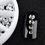 cheap -1pcs Nail Jewelry Lolita Imitation Diamond Casual / Daily Nail Art Forms