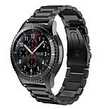 cheap -Watch Band for Gear S3 Frontier Samsung Galaxy Modern Buckle Metal Wrist Strap