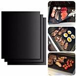 Недорогие -Инструменты для выпечки кремнийорганическая резина Многофункциональный Heatproof Для мяса Для овощного Маты и вкладыши для выпечки