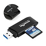 cheap -Rocketek Micro SD card SD card USB 3.0 USB-A Card reader PC, Notebooks and Laptops Laptop Computer