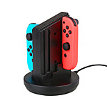 abordables -Switch Con Cable Cargador Para Interruptor de Nintendo PS4,ABS Cargador # USB 2.0