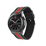 preiswerte -Uhrenarmband für Gear S3 Classic LTE Samsung Galaxy Moderne Schnalle Nylon Handschlaufe