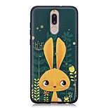 cheap -Case For Huawei P9 lite mini Mate 10 lite Pattern Back Cover Animal Soft TPU for P9 lite mini Mate 10 lite