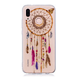 cheap -Case For Huawei P20 lite P20 Pro IMD Transparent Pattern Back Cover Dream Catcher Soft TPU for Huawei P20 lite Huawei P20 Pro Huawei P20