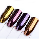 cheap -4 pcs Tool Set Glamorous Glitter / Nail Glitter Nail Art Design / Nail Art Tips Glossy