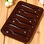 cheap -Bakeware tools Silicone Creative Kitchen Gadget For Ice For Chocolate For Cookie Dessert Tools Cake Molds