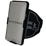 economico -Custodia Per Samsung Galaxy Note 8 Note 5 Fasce da braccio per sport Porta-carte di credito Resistente agli urti Fascia da braccio Tinta