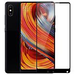 Недорогие -Защитная плёнка для экрана XIAOMI для Xiaomi Mi Mix 2S Закаленное стекло 2 штs Защитная пленка на всё устройство Защита от царапин