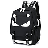 cheap -Backpacks Cartoon Canvas for New MacBook Pro 13-inch / MacBook Air 13-inch / Macbook Pro 13-inch