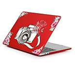 cheap -MacBook Case for Romantic Lace Printing Plastic New MacBook Pro 15-inch New MacBook Pro 13-inch Macbook Pro 15-inch MacBook Air 13-inch