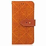 preiswerte -Hülle Für Xiaomi Redmi 5 Redmi 5 Plus Kreditkartenfächer Geldbeutel mit Halterung Flipbare Hülle Magnetisch Ganzkörper-Gehäuse Linien /