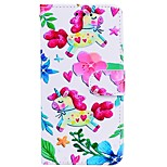 cheap -Case For Huawei P10 Lite P9 Lite Card Holder Wallet with Stand Flip Pattern Full Body Cases Unicorn Hard PU Leather for P10 Lite Huawei
