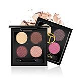 Недорогие -Makeup 8pcs Тени для век Pro Комбинация Тени / Тени для век Waterproof Цветной Смоки айс / Макияж для вечеринки / Макияж на Хэллоуин