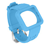 cheap -Watch Band for Fitbit Blaze Fitbit Sport Band Silicone Wrist Strap